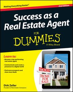 This no-nonsense guide, from an industry expert, shows how you can become a successful real estate agent. It provides advice on acquiring the skills needed to excel and the respect and recognition you'll gain through making sales and generating profit. Learn how to: prospect your way to listing and sales; build a referral-based clientele; plan and host a successful open house; present and close listing contracts; stake your competitive advantage; spend less time to earn more money; and more.
