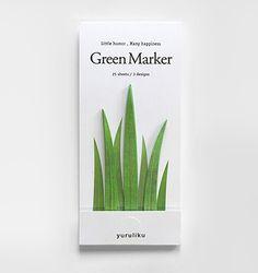 Green Marker – White Rabbit Japan