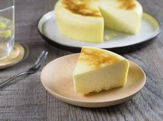 Rice Cooker Japanese Cheese Cake