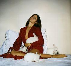 Isabeli Fontana | Grace Loves Lace. www.graceloveslace.com.au