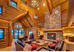 Love the interior gable!