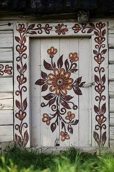 Curious Places: A Painted Village (Zalipie/ Poland)