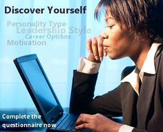Myers Briggs Personality Types (complete your personality test here)