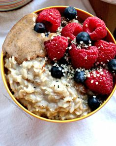 Adding bananas into oatmeal is a great idea! This is perfect in making delicious, healthy, and all natural oatmeal.