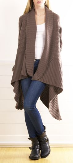Mason Sweater - Oversized Sweater - Fall - Winter - Comfy - I would love this in black -