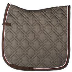 Love this taupe, Eskadron saddle pad!