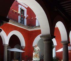 Casa de la China Poblana, Puebla, Mexico