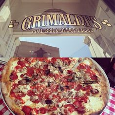 "Grimaldi's Pizzeria | ""Giada's WE Getaways"" 
