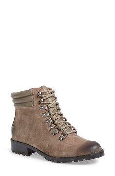 I need some hiking boots--not this price tag, though :).  Need to find something similar...love this color.