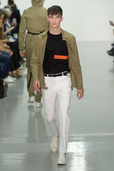 Lee Roach Men's RTW Spring 2015 [Photo by Giovanni Giannoni]