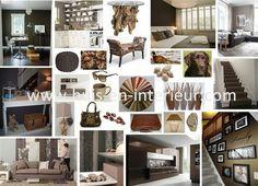Shades of brown - www.huis-en-interieur.com