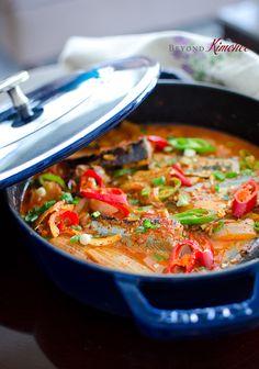 Mackerel Pike Kimchi Jjigae @Holly @Holly @Beyondkimchee