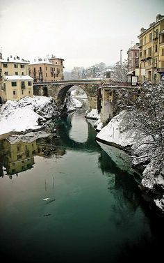 Ivrea, Turin, Piedmont, Italy Who says you have to go somewhere hot?