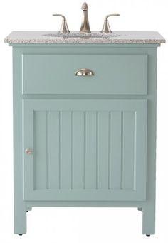 Ridgemore Single Bath Vanity - Bath Vanities - Bath Vanity - Bathroom Vanity Cabinets | HomeDecorators.com
