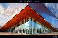 Irving,Texas Convention Center