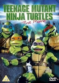 Teenage Mutant Ninja Turtles! Loved loved loved them!!!