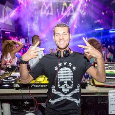 #MaxBrigante Max Brigante: Questa sera sono al #Berfis di Verona @deepclubvr @badspiritofficial #djset #hiphop #reggaeton #partytime