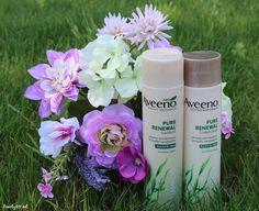 #AVEENO Pure Renewal Shampoo & Conditioner #SpringRenewal #ad