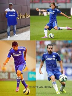 This is Chelsea Football Club. #CFC Embedded image permalink