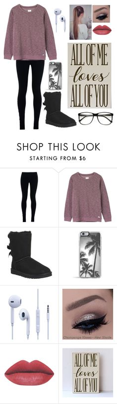"""""""All of me loves, all of you"""" by blessed-with-beauty-and-rage ❤ liked on Polyvore featuring NIKE, RVCA, UGG Australia, Zero Gravity, women's clothing, women, female, woman, misses and juniors"""