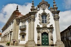 Capela do Palácio Malheiros Reimão in Viana do castelo