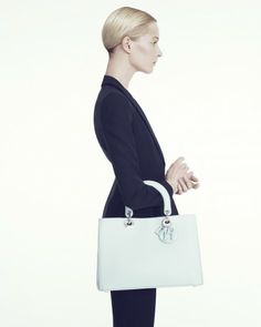 Dior Diorissimo top-handle bag, 212 872 2812