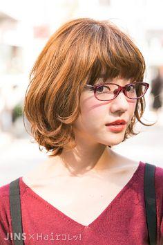 2015.11.02 木賀 ひとみさん 主張しすぎないクリアなカラーリングがうれしい JINS SNAP http://www.jins-snap.com/snap/?id=U20151008190020 #木賀ひとみ #Hitomi_Kiga #girl_with_glasses #glasses #woman_with_glasses