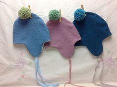Girls hats for the etsy uk shop runaround retro