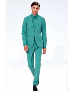 GQ Editors' Picks from New York Spring 2013 - Men's Fashion Week: Fashion Shows: GQ
