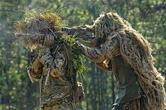 Ghillie Suit Construction (PDF)