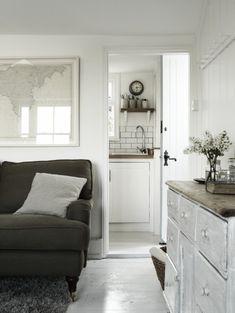 The Herringbone, Mousehole, Cornwall via Unique Home Stays. Photographer Paul Massey [1]