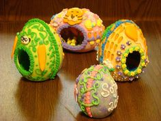 Dayton family panoramic sugar eggs 2011 ThisLife