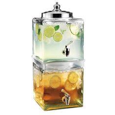 Cube Double Beverage Dispenser