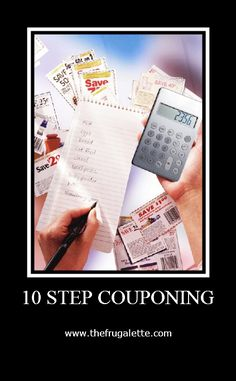 How to Coupon in 10 Steps