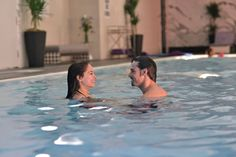 """THIS. Pshhhhh (sounds made by fire when meeting water!) Picture 17090 « Beauty And The Beast: """"Date Night"""" Images With Pool Fun For Vincent & Cat!   KSiteTV"""