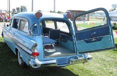 SUPERIOR 1957 AMBULANCES (Pontiac)