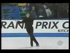 Todd Eldredge (USA) - 2001-2002 Season Grand Prix Final, Men's Free Skat...