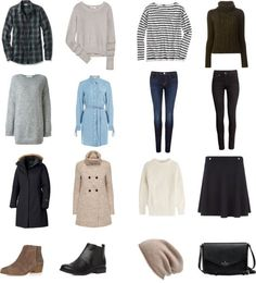 Seattle: Winter packing ideas