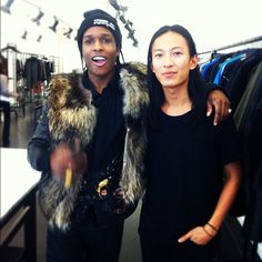 A$AP Rocky x Alexander Wang