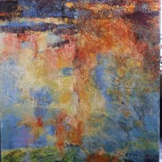 Encaustic Art, Off The Wall, Texture, Artist, Painting, Inspiration, Color, Surface Finish, Biblical Inspiration