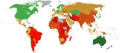 Index of Economic Freedom - Wikipedia Sucre Bolivia, Royal Dutch Shell, Central Asia, Utrecht, Archipelago, Nepal, Cuba, Empire, Freedom