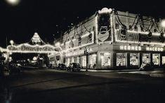 Por décadas a HM foi ponto de visita obrigatória nas noites de Natal. Foto: Arquivo