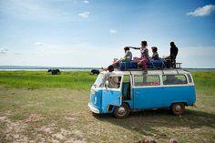 kombi road trip