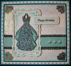 Inky Finger Zone Finger, Happy Birthday, Creative, Card Ideas, Stamps, Cards, Beautiful, Decor, Happy Aniversary