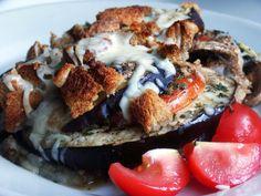 Eggplant Parmigiana | Diethood