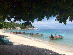 Lovely Haad Yuan beach