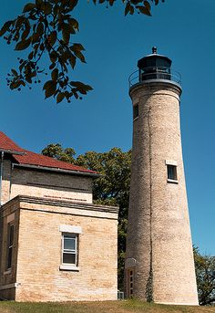 Kenosha Southport lighthouse, NC