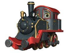 chuggington characters - Google Search - Old Puffer Pete
