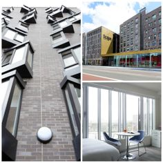 Top of the class #studenthousing #architecture - Scape student housing in #London