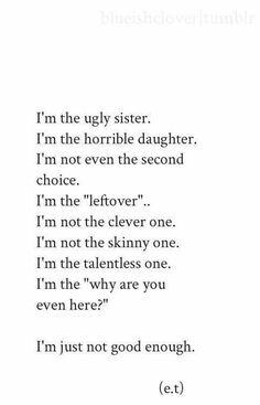 Sad but true :,(